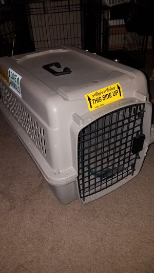 Travel Kennel (Airline Usable) for Sale in Seattle, WA