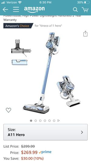 Cordless vacuum for Sale in Fresno, CA