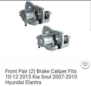 2 front Brake calipers for Sale in Atlanta, GA