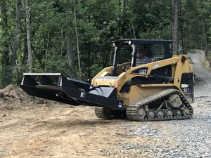 "Wolverine 72"" Brush Cutter skid steer quick attach for Sale in Chesterfield, VA"