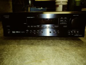 Onkyo HTR510 receiver. for Sale in Snohomish, WA