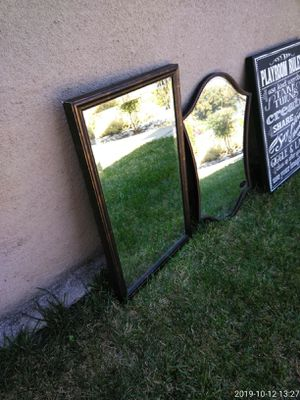 2 mirrors for Sale in San Jose, CA