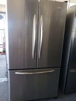 On Sale Maytag Refrigerator Fridge Counter Depth With Icemaker #836 for Sale in Ontario, CA