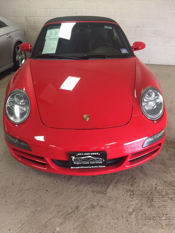 Porsche 911-997 2005-08 OEM bumper lights