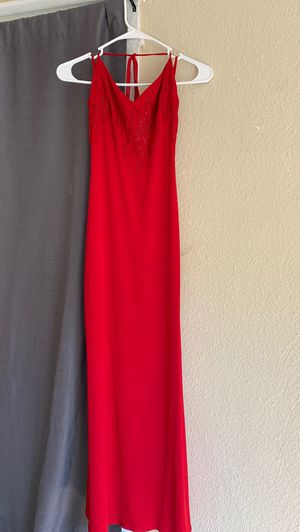 Red Prom Dress for Sale in Haines City, FL