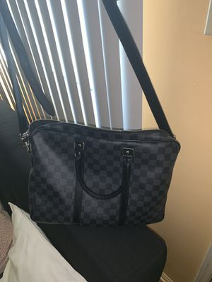 LOUIS VUITTON MENS BAG ONLY for Sale in Los Angeles, CA