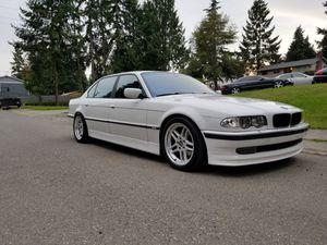 BMW 740il for Sale in Everett, WA