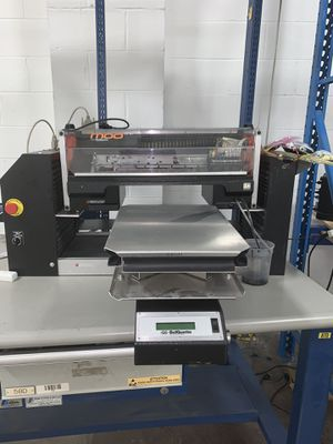 Mod 1 DTG PRINTER BELQUETTE for Sale in Columbus, OH