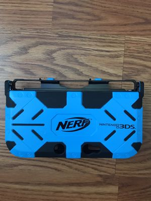 🔥🔥🔥Nintendo 3DS XL NERF Case (Gently used)🔥🔥🔥 for Sale in Sun City Center, FL