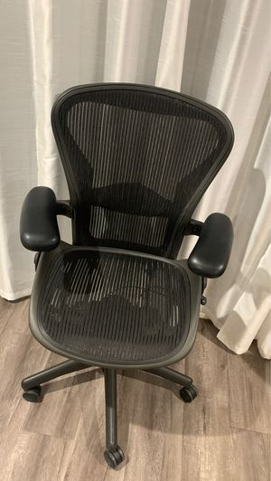 Herman Miller Aeron Size B chair for Sale in Lawndale, CA