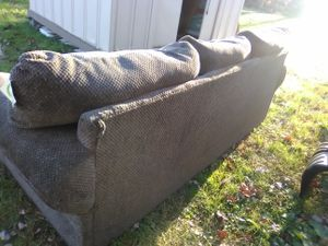 Green couch for Sale in Summersville, WV