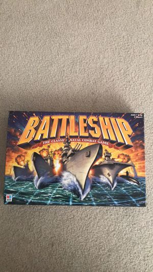 Battleship board game for Sale in Raleigh, NC
