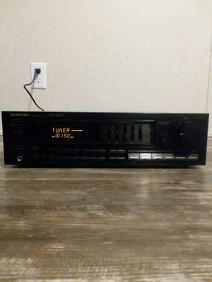 Vintage Pioneer Tuner Receiver Stereo sx-2300 for Sale in Columbiaville, MI