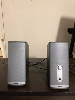 Bose Companion II speakers for Sale in Columbus, OH