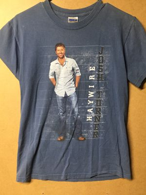 Josh Turner Haywire 2010 Tour Small T-Shirt for Sale in Harrodsburg, KY