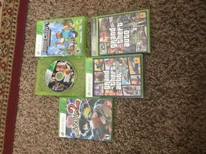 Xbox 360 games (may be sold separately) for Sale in Longmont, CO