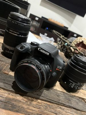 Canon t6 for Sale in Ladera Ranch, CA