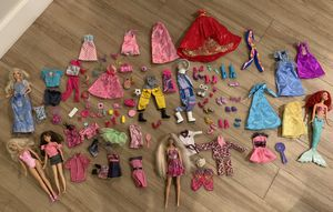 Barbie, Ken and Kipper Clothes and Accessories for Sale in Granite Bay, CA