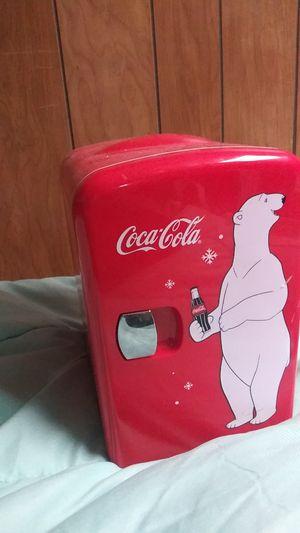 Coca-Cola mini fridge for Sale in Hutchinson, KS