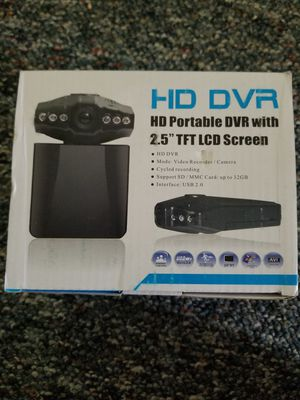 HD ( Dvr ) Dash Camera W/Memory Card for Sale in Columbus, OH