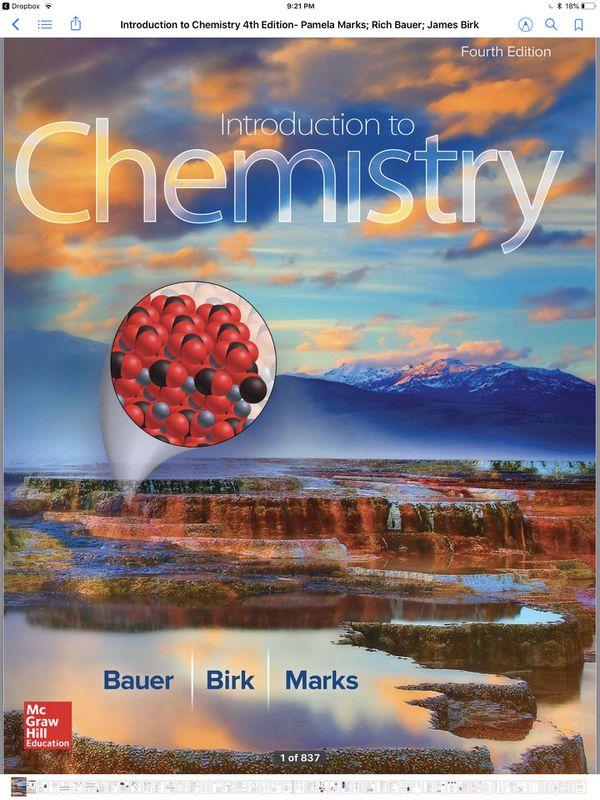 Chemistry book pdf. $40