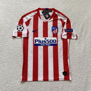 Diego Costa Atletico Madrid Soccer Jersey - Brand New - Men's - Nike 2019 / 2020 Champions League Player Version Home Soccer Jersey - Size M and L for Sale in Chicago, IL
