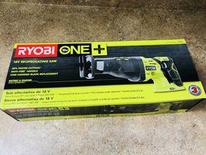 RYOBI Sawzall 18V for Sale in Anaheim, CA