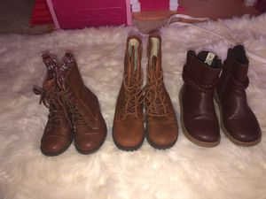 Little girls boot bundle! Gap and Target for Sale in Richmond, VA