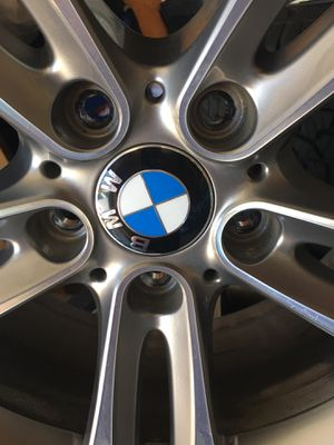 2017 BMW rims and tires for Sale in Mission Viejo, CA
