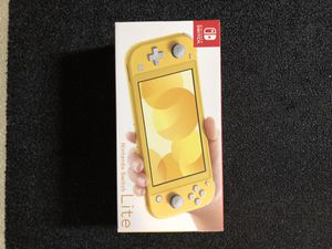 Nintendo Switch Lite NEW IN BOX. In hand. No trades for Sale in Westerville, OH