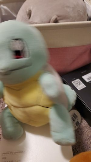 Squirtle Plushie for Sale in San Antonio, TX