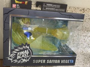 Dragonball Z super Saiyan Vegeta for Sale in San Bernardino, CA