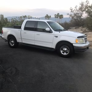 2001 Ford F-150 Lariat Supercrew for Sale in Valley Center, CA