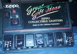 Dale Earnhardt Zippo Lighter Collection for Sale in Middletown, OH