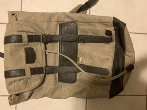 Light brown sherpani back pack for Sale for sale  Queens, NY
