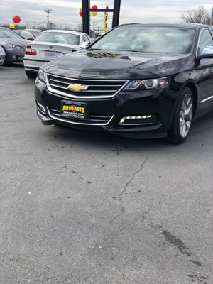 2015 Chevy Impala for Sale in Russett, MD