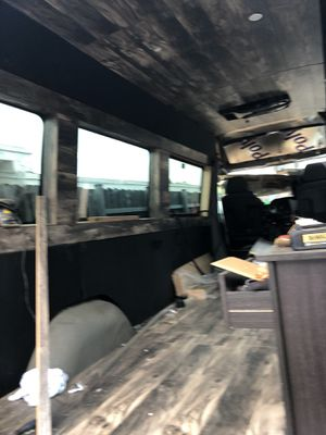 Food truck/Van conversion install for Sale in Miami, FL