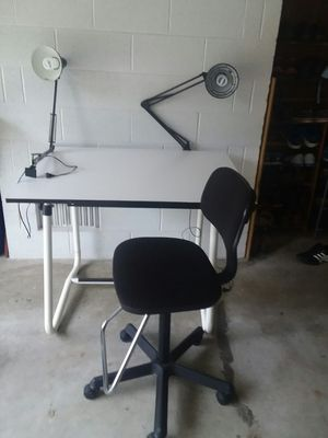 Drafting Table with Lots of Extras for Sale in Camp Hill, PA