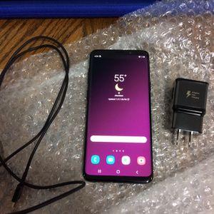 Samsung Galaxy S9 Plus for Sale in Hoquiam, WA