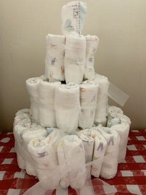 Diaper Cake for Sale in Renton, WA