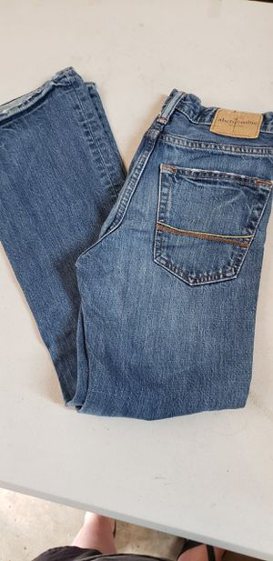 New Abercrombie Yth boy jeans for Sale in Puyallup, WA