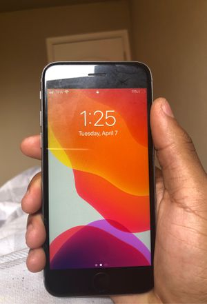 iPhone 6 unlocked perfect condition! for Sale in Oklahoma City, OK