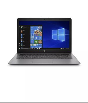 HP stream laptop 3 times used for Sale in Houston, TX