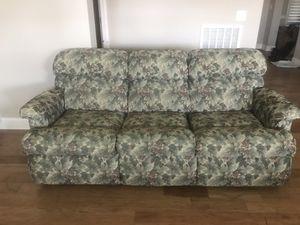 Sleeper Sofa & Recliner Loveseat for Sale in Nolensville, TN