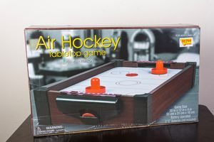 Air Hockey Table Top game for Sale in Orlando, FL