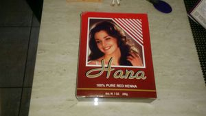 Natural red Henna for hairr for Sale in Anaheim, CA