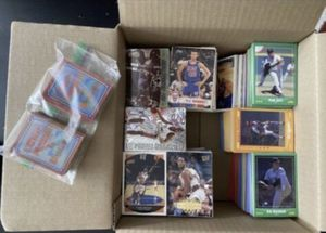 1500+ basketball baseball card collection for Sale in St. Louis, MO
