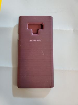 Phone case for samsung galaxy note 9 for Sale in Aberdeen, WA