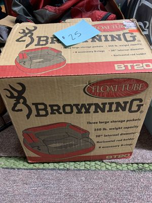 Fishing Float Tubes -$25 each for Sale in Tigard, OR