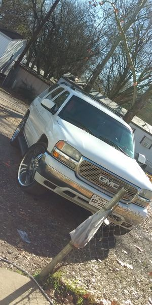 01 yukon for Sale in Tyler, TX